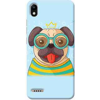 FurnishFantasy Mobile Back Cover for Infinix Smart 2 (Product ID - 1473)