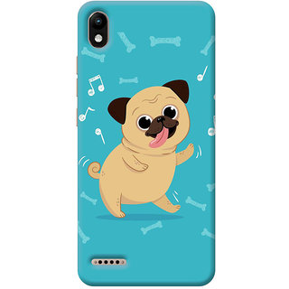 FurnishFantasy Mobile Back Cover for Infinix Smart 2 (Product ID - 1474)