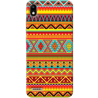 FurnishFantasy Mobile Back Cover for Infinix Smart 2 (Product ID - 1113)