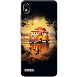 FurnishFantasy Mobile Back Cover for Infinix Smart 2 (Product ID - 1475)