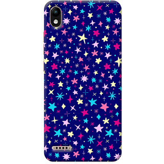FurnishFantasy Mobile Back Cover for Infinix Smart 2 (Product ID - 1477)
