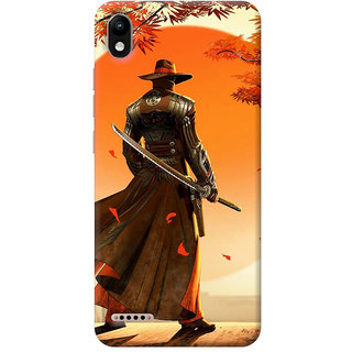 FurnishFantasy Mobile Back Cover for Infinix Smart 2 (Product ID - 0370)