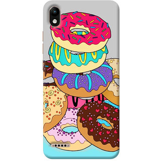 FurnishFantasy Mobile Back Cover for Infinix Smart 2 (Product ID - 1480)