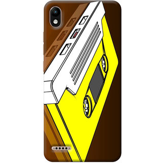 FurnishFantasy Mobile Back Cover for Infinix Smart 2 (Product ID - 0754)