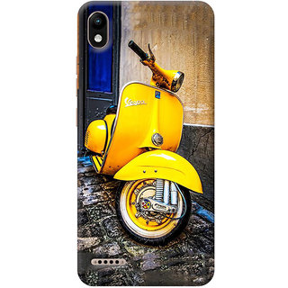 FurnishFantasy Mobile Back Cover for Infinix Smart 2 (Product ID - 1846)