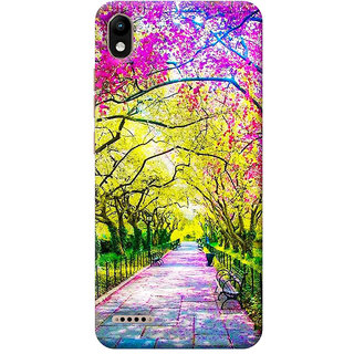 FurnishFantasy Mobile Back Cover for Infinix Smart 2 (Product ID - 1486)