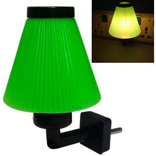 EU US Plug Night Lamp Night Light Plug  Play Wall Socket Lights for Bedroom Home Decoration with Replacable Bulb 1W