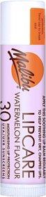 Malibu Sun Stick Watermelon Flavor Moisturizing water resistant Lip Balm SPF 30 4g