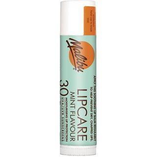 Malibu Sun Stick Mint Flavor Moisturizing water resistant Lip Balm SPF 30 4g
