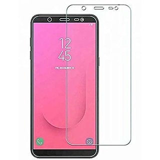 SAMSUNG GALAXY J 8 TEMPERED GLASS BY VIRAL SALES
