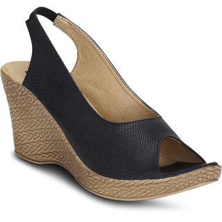 094dc0f5b05 Buy Kielz-Black-Back-Strap-Women S-Sandals Online - Get 60% Off