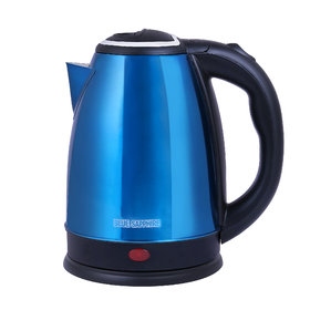 Blue Sapphire Stainless Steel Electric Kettle  (1.8 L, Blue)