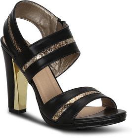 Kielz-Women's-Black-Block-Heel-Sandals