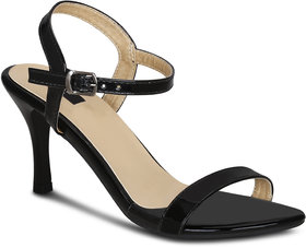 Kielz-Black-Stiletto-Sandals