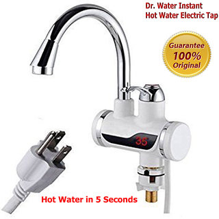 Fast Hot Water Tap Faucet For Kitchen Bathroom Sink Basin By Dr Water Deck Surface Mounted Under Water