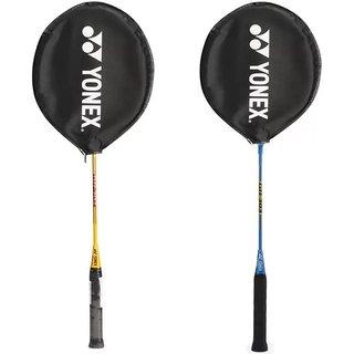 Yonex GR303 Multicolor Strung Badminton Racquet  (G3 - 3.5 Inches, 90 g)
