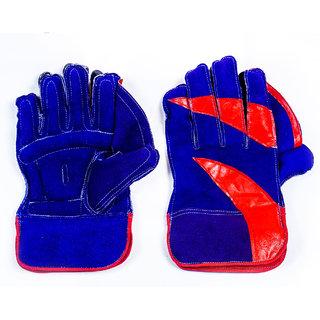Acorn Cricket Wicket Keeping Gloves - Comfortable (Full Sabr Model)