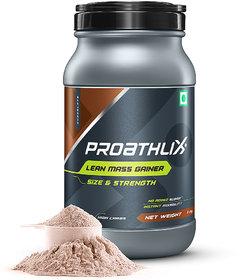 Proathlix Lean Mass Gainer  Low Carb Solution- Instant