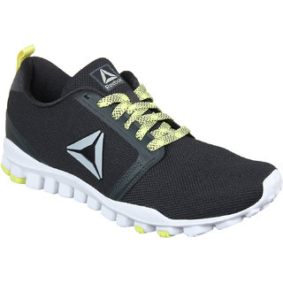 Reebok Mens Reebok Realflex Runner Multicolor Sports Shoe