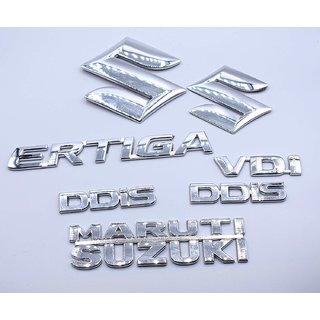 Customize Ertiga VDI DDIS Maruti Suzuki Emblem Kit