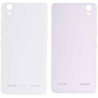 New Back Battery Panel For Lenovo A6000 / A6000 Plus   White