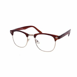 e05ab0125d4 Buy Ivonne Anti-Glare UV Protected Clubmaster Sunglasses For Unisex (Clear)  Online - Get 82% Off