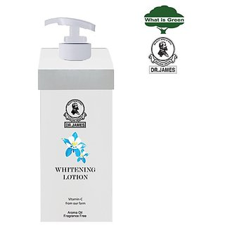 Dr James Body for whole body whitening Lotion (500ml)