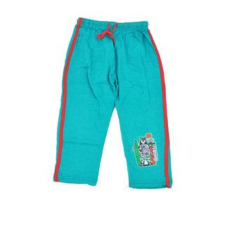 ISHU Kids Cotton  Rib Track Pant