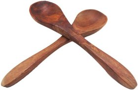 SG Wooden Spatula (Pack of 2)