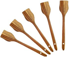 SG Wooden Spatula (Pack of 5)