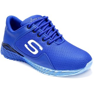 Shoebook Men's Royal Blue Sports Shoes