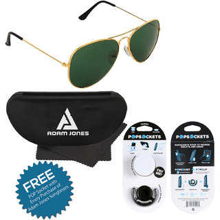 Adam Jones Green Aviator with free POP Socket