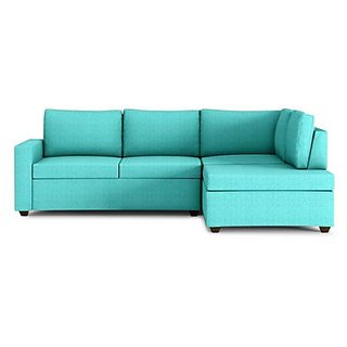 houzzcraft comfort L shaped sofa