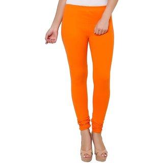 Ruchika Impoted  Orange Color Winter Legging For Women