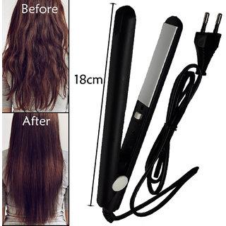 Slik Smooth Care Professional Ceramic Travel Hair Straightener Flat Iron Instant Heat Up Hair Styler Styling Tool 25W