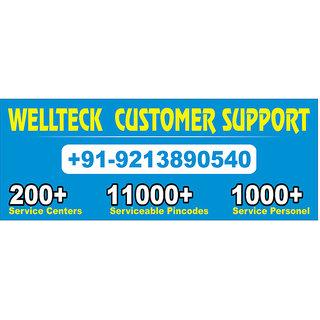 Buy Wellteck 102cm (40 inch) Ultra HD (4K) LED Smart TV