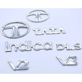 Customize Indica V2 TATA Emblem Kit