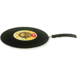 Pigeon Non Stick Flat Dosa Dhosa Tawa Tava Griddle Pan Roti Chapati Cookware ISI
