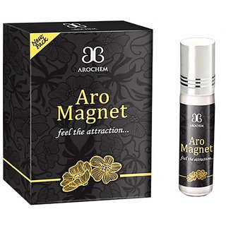 Arochem Aro Magnet Attar Perfume 100 Percent Alcohol Free - 6ml