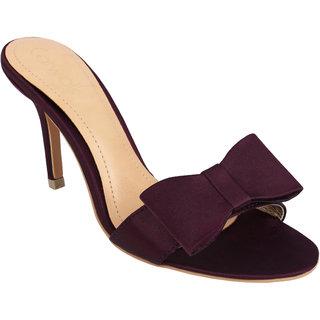 f9e8986fb Buy Catwalk Women s Maroon Stilettos Heels Online   ₹1048 from ...
