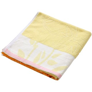 Welhouse India  100% Cotton 1 Bath Towel
