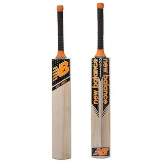 RetailWorld New Balance Sticker  PoplarPopular Willow Cricket Bat Size5 For Age Group 10 to 12 Yrs