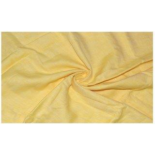 Makhanchor Linen Unstich Men's Shirt Fabric