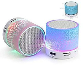SEGGO S10 Bluetooth Speakers With Calling Functions  FM