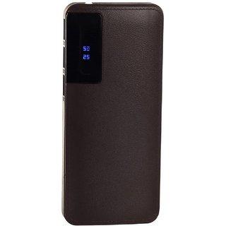 GUG  Crystal Display 20000 Mah Power Bank (Brown)