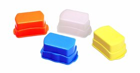 Flash Bounce cap diffuser set of 4 by Cam Cart