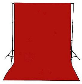 American Sia 8 x12 FT RED LEKERA BACKDROP PHOTO LIGHT STUDIO PHOTOGRAPHY