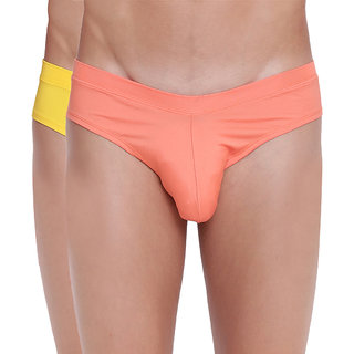 e4033c302 Buy Fanboy Style Brief Basiics by La Intimo (Pack of 2) Online ...