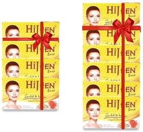 ETHIX SANDAL KESAR SOAP(Buy 4 Get 6 Soaps Free)