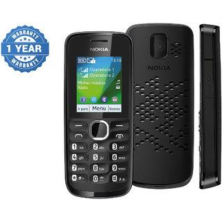 Nokia 110 DUAL SIM Black Mobile